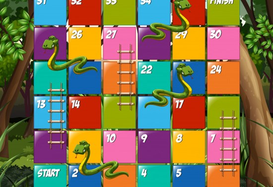 PMS API Snakes and Ladders